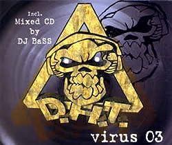 D.H.T. Virus 3 + Dht Sticker [Import]