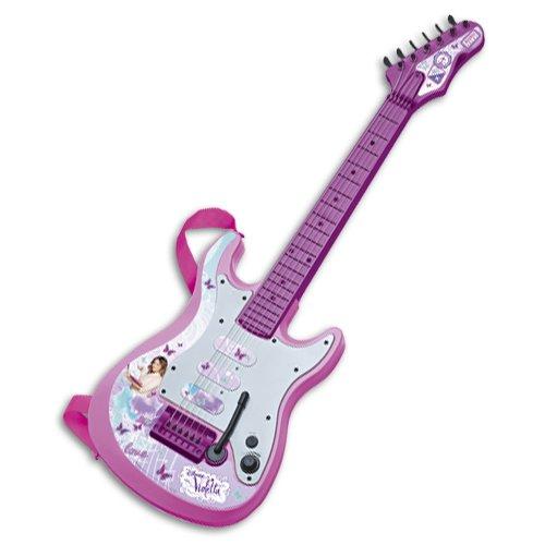 Violetta - Guitarra eléctrica con melodías (Claudio Reig 5277.0 ...