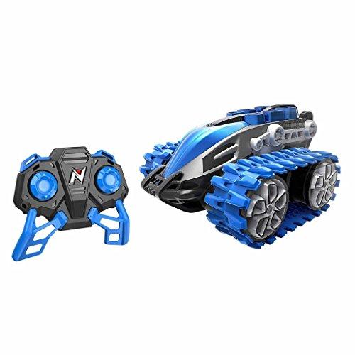 Nikko 9021nanotrax RC Auto, blau