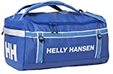 Helly Hansen Classic Duffel Bag Bolsa Deportiva versátil y Duradera, Unisex Adulto, Azul (Olimpo), S (50 litros)