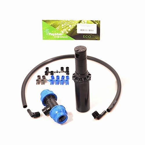 Plug&Rain Montageeinheit Getrieberegner Hunter PGP, 32 mm (1