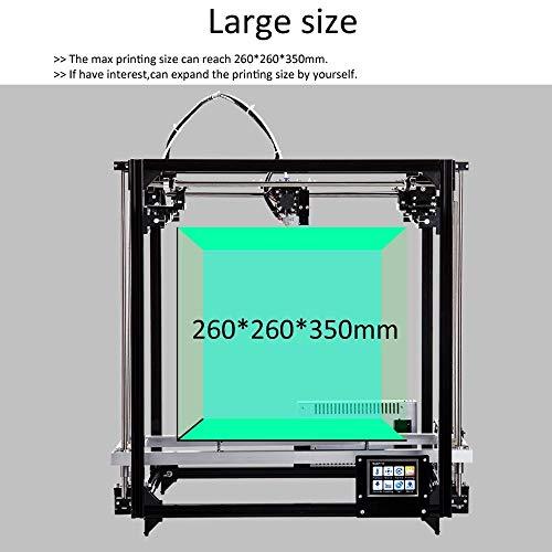 Impresora de alta precisión DIY pantalla táctil kit de nivelación ...