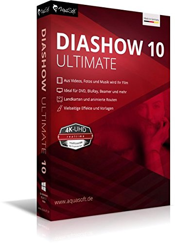Aquasoft DiaShow 10 Ultimate