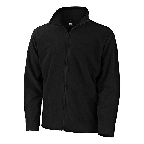 Result - Micron Fleecejacke Men M,Black
