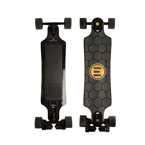 Evolve Bamboo Off-Road Electric Skateboard