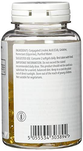 Myprotein CLA 1000 mg- 60 Gelcaps, 1er Pack (1 x 60 g) - 3