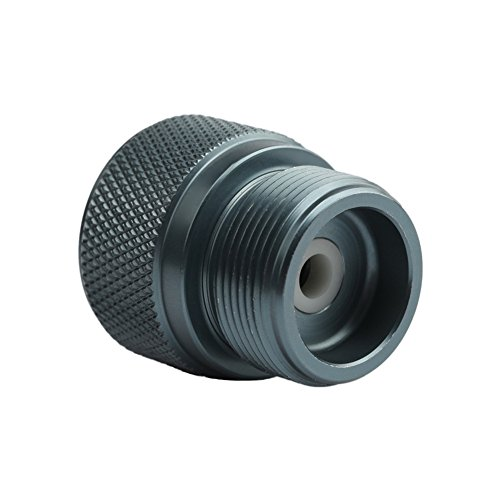 Starall Camping Gasherd Adapter Ventil Kanister zu 1L Green Propan Tank/Schweißbrenner MAPP Gas Dosen