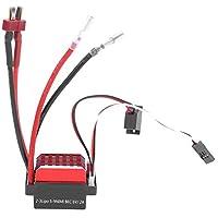 電子スピードコントローラー、360AブラッシュドESCRCクローラーカー双方向ブラッシュドウォータープルーフESC(Compatible with XT60 Plug)