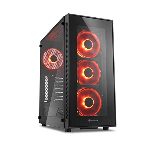 Sedatech PC Gaming Ultimate Intel i7-8700K 6X 3.7Ghz, Geforce GTX 1080, 32 GB RAM DDR4 3000Mhz, 250 GB SSD, 2 TB HDD, WiFi, HDMI 2.0, sin OS