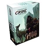Lucky Duck Games Chronicles of Crime Millenium – 1400 Le Jeu
