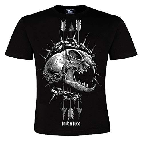 Tributica T-Shirt Death Cat