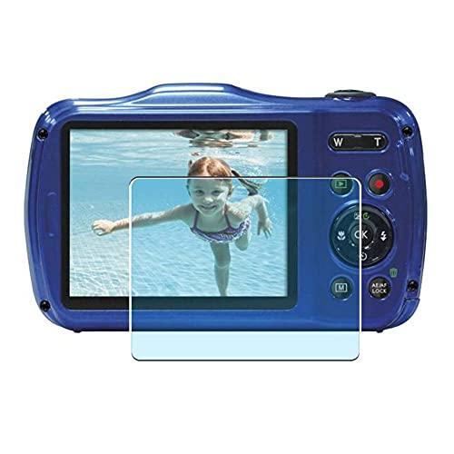 Vaxson 3 Stück Anti Blaulicht Schutzfolie, kompatibel mit Rollei Sportsline 100, Displayschutzfolie Anti Blue Light [nicht Panzerglas]