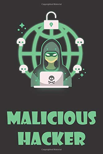 Hackers notebook: notebook for hackers,120 pages,6x9 cover