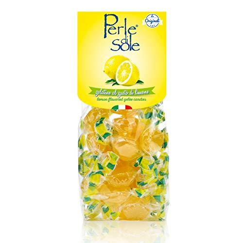 Gelèe Bonbons mit Zitronengeschmack - Perle di Sole - Angebot 6 Stück