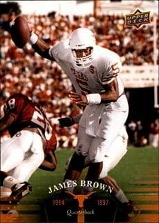 james brown autograph