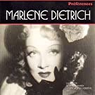 Marlene Dietrich: Lili Marleen and 15 Other Songs in German