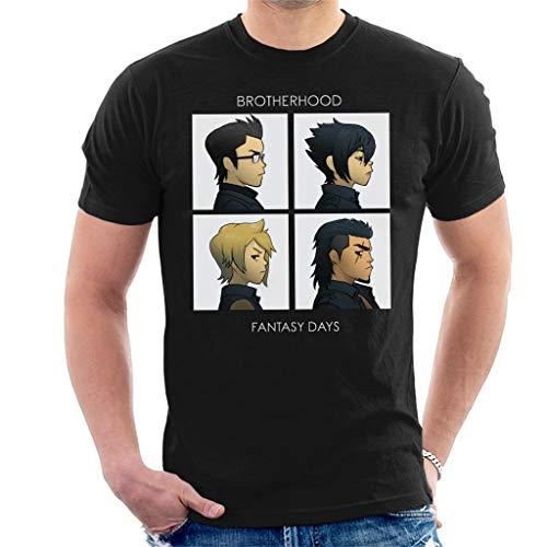 Final Fantasy Brotherhood Days Men's T-Shirt