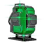 Livello laser, Careslong 16 linee di livellamento automatico linea di raggio laser verde a...