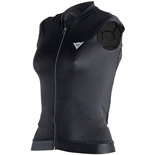 Dainese Damen Waistcoat Flex Lite Lady Ski Protektor, Schwarz (Black), M
