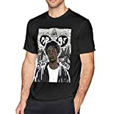 savae Mens Vintage Joey Badass T-Shirt XXL Black
