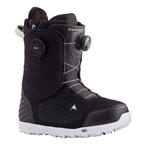 Burton Ritual LTD Boa Snowboard Boot - Women's Black, 5.5