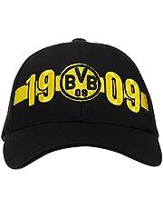 Borussia Dortmund Uniseks pet Kids Exclusieve collectie cap, zwart, eenheidsmaat