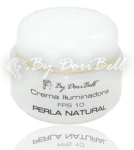 By DoriBell ® Crema Iluminadora de Perla 50ml.