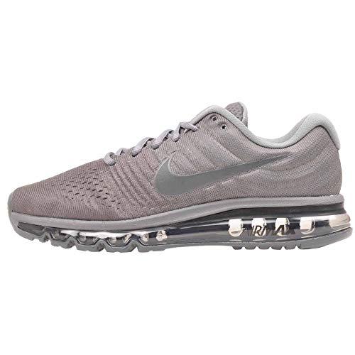 Nike Air MAX 2017, Zapatillas de Gimnasia Hombre, Gris (Cool Grey/Anthracite/Dk Grey 008), 36.5 EU