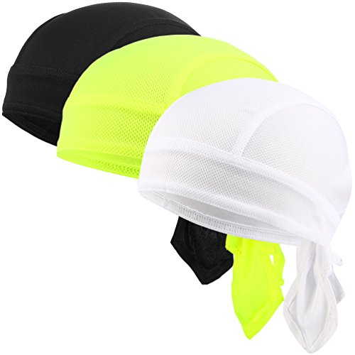 VBIGER Secado Rápido Sombrero de Ciclismo Pañuelo Pirata Gorra de Hombre para Deporte (C-Estilo2)