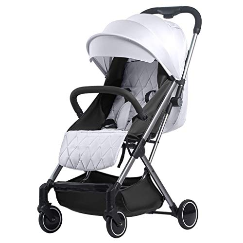 Read About Yxyxml Baby Carriage, Baby Stroller Can Sit Reclining Lightweight Folding Ultra Light Com...