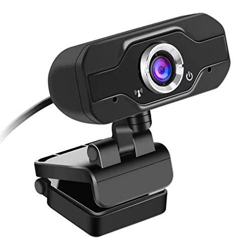 PC webcam 1080P Full HD webcam 1920x1080 resolutie Plug and play Autofocus Automatische lichtcorrectie