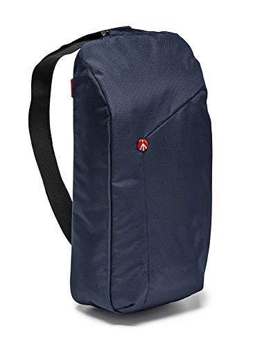 Manfrotto MB NX-BB-IBU Backpack Blue Camera Case and Case - Camera Cases and Covers (Backpack, Universal, Blue)
