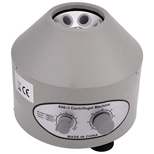 SISHUINIANHUA Mini Zentrifuge Laborzentrifuge Elektro PRP Isolat Serum Praxis Maschine 4000Rpm