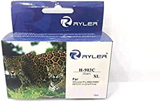 Ryler compatible Ink for HP H-903XL-Cyan
