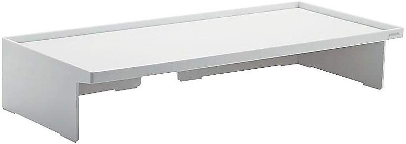 Poppin Monitor Riser - White