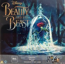 Beauty and The Beast L/A Big Sleeve [Blu-ray] [UK Import]