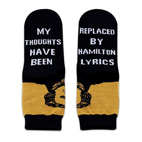 Gift For Hamilton Fan Gift for Rise Up Hamilton Socks Hamilton Hamilton Musical Stocking Stuffer Socks