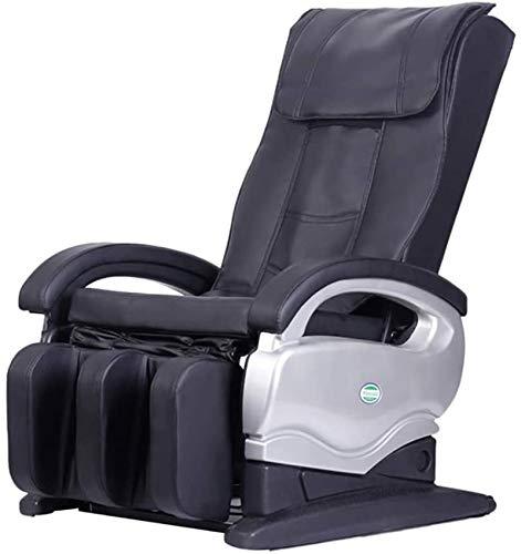 Sillón de masaje Masaje, Masaje Inteligente Brazo de cuerpo completo Relajación - Sistema de masaje automático - Cero Gravedad - Calefacción - Sofá Automático Sofá Sofá Oficina de edad avanzada, Beige