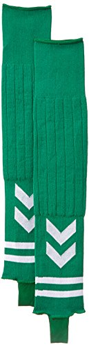 hummel Herren Stutzen Spain No Foot, lisbon green/white, Senior
