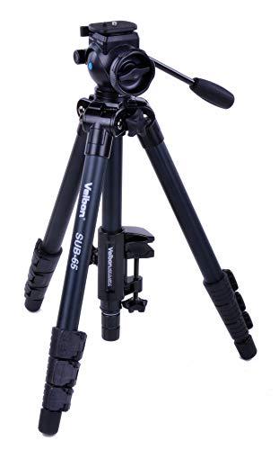 Velbon sub-65-in Stativ/Einbeinstativ/Hide-clamp Set für Kamera