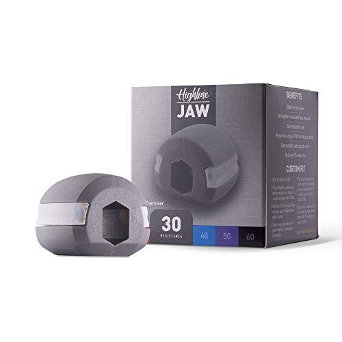 Highline Jaw Trainingsgerät für das Kinn (grau)