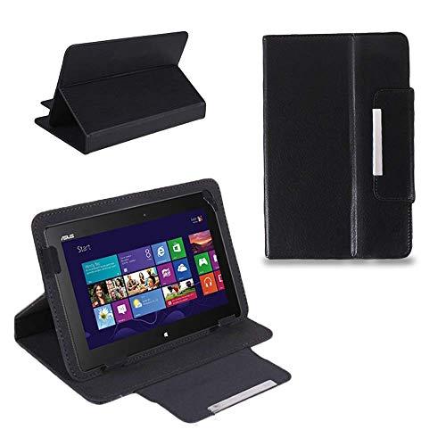 NAUC Tasche Schutz Hülle Jay-Tech Tablet PC XTE7 - XE7 Schutzhülle Cover Hülle, Farben:Schwarz