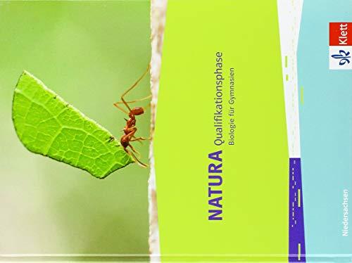 Natura Biologie Qualifikationsphase. Ausgabe Niedersachsen: Schülerbuch Klassen 12/13 (Natura Biologie. Ausgabe für Niedersachsen ab 2018)