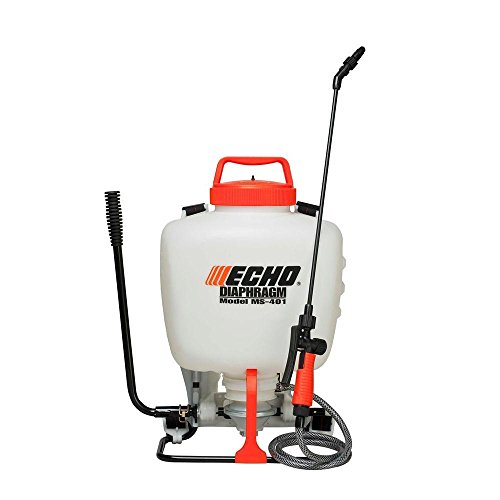 4 Gal. Diaphragm Backpack with Piston Pump