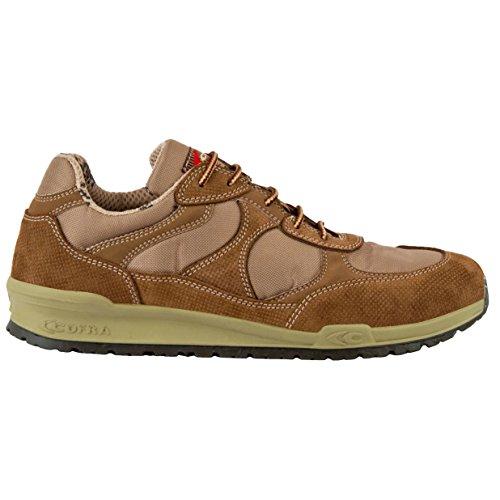 Cofra 78610-000.W43 Chaussures de sécurité Slavin O1 SRC Fo Taille 43 Marron