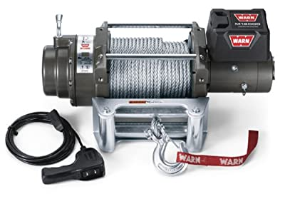 WARN M12000 12000-lb Winch