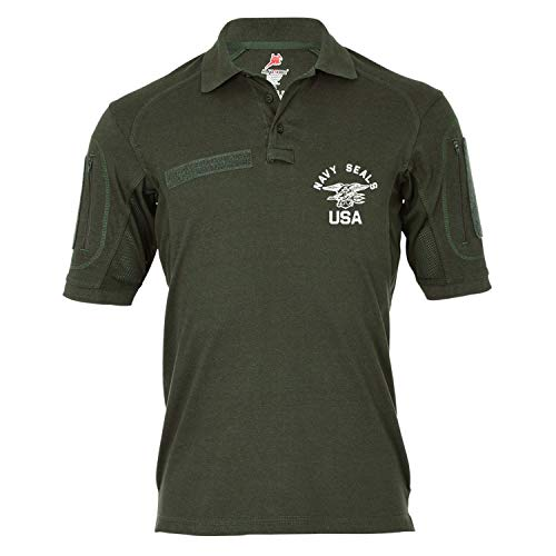 Sale shirt Navy Seals USA wapen United States speciale eenheid Tactical Polo #669
