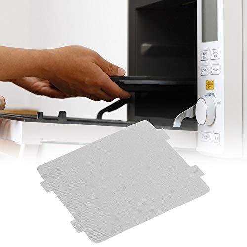 Láminas de placas de mica Tablero de aislamiento térmico, horno de microondas Placa de mica Material de mica Piezas de horno microondas Hoja de mica de microondas para el hogar para