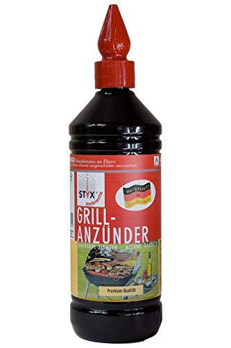 STYX Grill-Anzünder, Paraffin, Einfarbig, 4009864063301