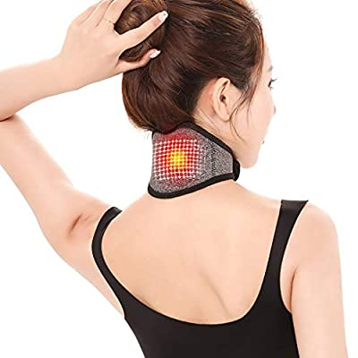 UAMSISTE Magnetic Therapy Tourmaline Thermal Se...